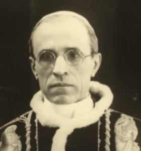 Papst Pius XII, der hoffentlich bald selig gesprochen wird